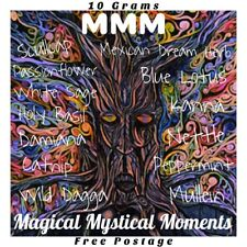 Magical Mystical Moments [10 Grams] Herbal High Smoke Mix | Super Potent Blend