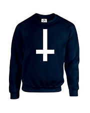 CRUZ INVERTIDA Wasted JUVENTUD Tumblr Anti Jersey Hipster marihuana (grande
