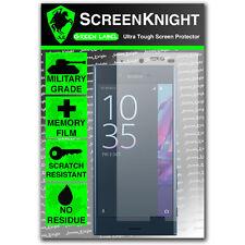 Screenknight Sony Xperia XZ Frontal-Militar Escudo protector de pantalla
