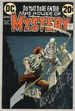 House of Mystery #209 December 1972 NM/M classic Wrightson cover