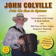 Old Time Dance & New Vogue Sequence Dancing CD by John Colville on Accordion