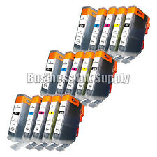 15+PK PGI-225 CLI-226 Ink Cartridge for Canon PIXMA iX6520 MX882 Printer w/CHIP