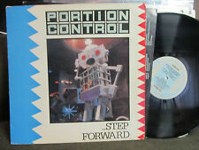 Portion Control '84 Step Forward Illuminated Records Vinyl LP orig cold wave WOW