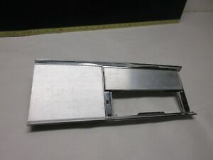 1966 1967 CHEVY IMPALA CAPRICE SS AUTOMATIC FLOOR CONSOLE TOP PLATE SHIFT PLATE