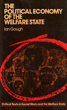 The political economy of the welfare state- I.GOUGH, 1979 Macmillan- ST345