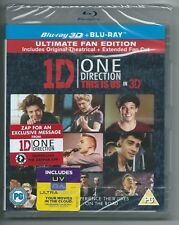 1D One Direction - This Is Us (3D Blu-ray, 2013)