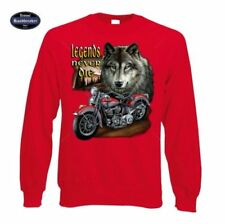 Harley Davidson Herren-Kapuzenpullover & -Sweats in normaler Größe L