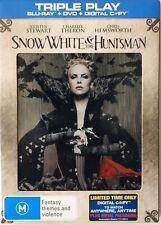 Snow White And The Huntsman Steelbook - Like New Blu-Ray