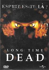 DVD ZONE 2 LONG TIME DEAD, ESPRIT ES-TU LA ? HAAS LUKAS, ABSOLOM JOE, BELL TOM