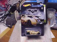 Hot Wheels DC The Dark Knight Rises Batman Camo Tumbler