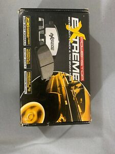 For Land Rover Range Rover Sport 14-17 Brake Pads Power Stop Z36 Extreme Truck &