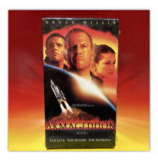 """""""Armageddon"""" For Love, For Honor, For Mankind (VHS, 1998) Unopened"""