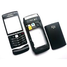 100% Genuine Blackberry 9105 Pearl fascia housing +battery cover +screen +keypad