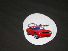 New 2009 Dodge Challenger RT Soft Coaster set!