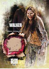 The Walking Dead Season 5 Costume Relic Card Walker (C)