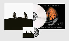 ROYAL BLOOD How Did We Get So Dark? SEALED SIGNED -limited white vinyl+CD
