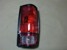 NOS OEM Oldsmobile Bravada Tail Lamp Light Lens 1991 - 94 Right Hand