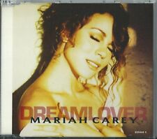 MARIAH CAREY - DREAMLOVER / DO YOU THINK OF ME / SOMEDAY (LIVE)1993 UK CD SINGLE