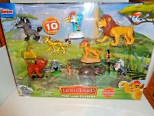Disney Jr The Lion Guard Pride Lands Deluxe Figure set by Just Play