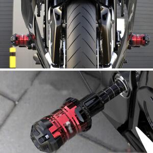 CNC Motorcycle Frame Slider Anti Crash Engine Protection Falling Protector M8/10