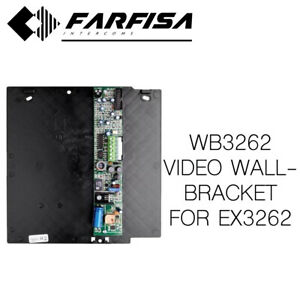 FARFISA WB3262 for EX3262C or EX3262 monitors in Duo System DOOR ENTRY