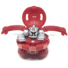 *RARE* Sega Spinmaster Bakugan Red 670G Figure Vintage Toy Transforming Japan