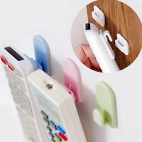 Home Remote Control Holder Case Wall Mount Plastic Organiser Box Rack Storage 03