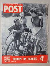 ANCIEN MAGAZINE - PICTURE POST - N° 12 VOL. 39 - 19 JUIN 1948 *