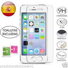 1x Protector de Pantalla Cristal Templado Premium para Apple Iphone 5S, I5GS