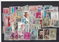 spain stamps ref 16338