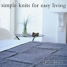 Simple Knits for Easy Living (Berry Books (Collins & Brown Limited))-ExLibrary