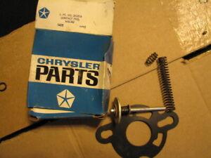 NOS Mopar 2932814 1962-76 Starter Solenoid Kit for Chrysler Dodge and Plymouth
