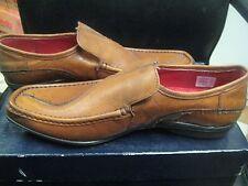 Ben Sherman Mens Tan Loafers BS-118063 ZIJ  Size 11 D