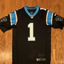 dee040b02 Carolina Panthers Home Jersey Cam Newton Nike Elite Size 40 Mens Medium M