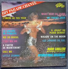 LP POP HITS Vol 49 Sexy Nude Cover Mario Cavallero