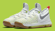Nike Zoom KD 9 IX Multi-color Flyknit White Gum Summer Pack 843392-900 SIZE 11