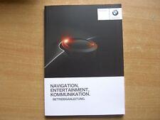 Mode d'emploi BMW Navigation Entertainment communication 06.2014