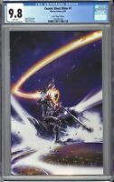 Cosmic Ghost Rider #1 CGC 9.8 Clayton Crain VIRGIN Variant Donny Cates