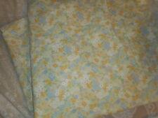 Lauren Ralph Lauren Flat Full / Double Sheet Floral Nwot