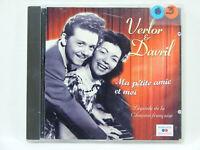 Verlor & Davril - Ma p'tite amie et moi CD Chanson Française vintage 1950