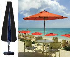 Housse de protection pour parasol 190cm gamme confort noir