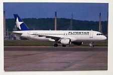 Flitestar Airbus A320-211 Postcard