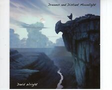 CD DAVID WRIGHT	dreams and distant moonlight	NEAR MINT (R1000)