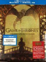 Game Of Thrones: Complete Fifth Season (Blu-ray) w/ Bonus Disc Walmart Exclusive