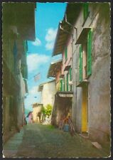 AD4362 Isola Pescatori (VB) - Angolo caratteristico - Cartolina postale