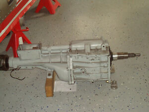 T-5 BorgWarner transmission from an 1986 Ford Mustang