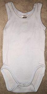 BONDS blue Ribbies Cotton Singletsuit 00 GUC. 10 Items = $5 Post