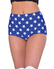Adult Womens Wonder Woman Wonderwoman Boy Shorts  Adult