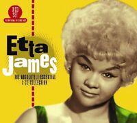 ETTA JAMES - ABSOLUTELY ESSENTIAL  3 CD NEU