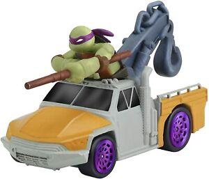Teenage Mutant Ninja Turtles T-Machines Donnie in Service Truck